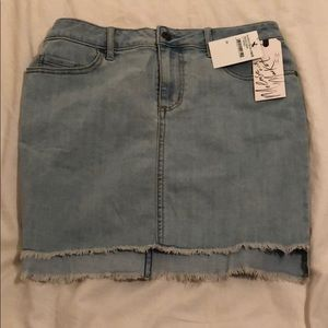 Brand New with tags jean skirt